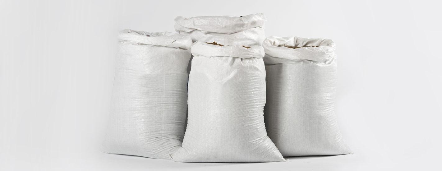 Sacos de polipropileno: una alternativa ecológica