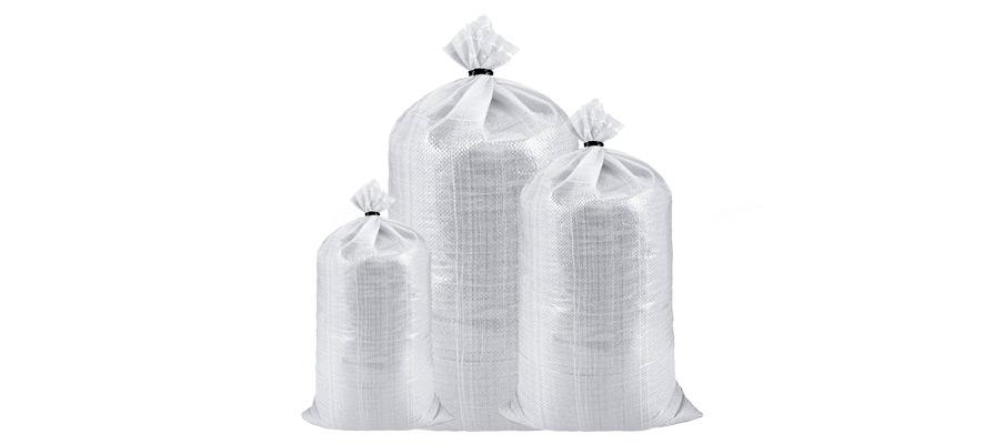 sacos de polipropileno efectividad